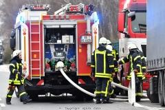 Grossbrand in Herten