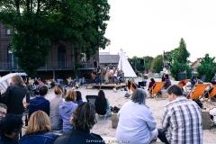 14.06.2013, Unser Fritz Outdoor Strandcafé, Unser Fritz Outdoor Beachparty mit den Boatpeople unplugged