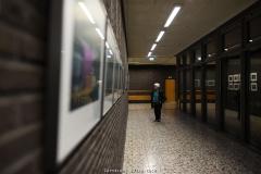 15.11.2019, Herne, Vernissage Retrospektive Wolfgang Quickels. Bild: Die Vernissage der Ausstellung des 2014 verstorbenen Fotografen Wolfgang Quickels. Der erste Teil der Eröffnung fand in der VHS Wanne-Eickel statt, und der zweite Teil im Heimatmuseum Unser-Fritz - Foto: Björn Koch