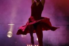 Dance Area: 9 Temptations